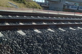 Mining Photo Stock Library - closeup of domestic rail track ( Weight: 3  New Image: NO)