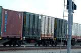 Mining Photo Stock Library - goods freight train moving along track ( Weight: 2  New Image: NO)