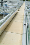 Mining Photo Stock Library - walkways around water treatment works ( Weight: 4  New Image: NO)