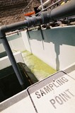 Mining Photo Stock Library - sampling point on water treatment plant ( Weight: 3  New Image: NO)