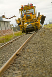 Mining Photo Stock Library - rural rail track maintenance ( Weight: 4  New Image: NO)