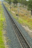 Mining Photo Stock Library - heavy rail line ( Weight: 5  New Image: NO)
