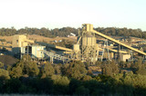 Mining Photo Stock Library - coal wash plant in afternoon sun. ( Weight: 5  New Image: NO)