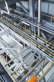 Mining Photo Stock Library - interior of a processing plant ( Weight: 3  New Image: NO)