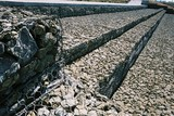 Mining Photo Stock Library - Close up photo of rock cage retaining wall ( Weight: 1  New Image: NO)