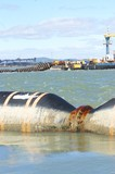 Mining Photo Stock Library - seaway dredging close up.  generic shot.  gladstone harbour LNG. ( Weight: 1  New Image: NO)