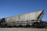 Mining Photo Stock Library - full photo of a batgirl coal rail carriage ( Weight: 1  New Image: NO)