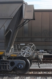 Mining Photo Stock Library - photo of batgirl style rail carriages up close. ( Weight: 1  New Image: NO)
