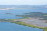 Mining Photo Stock Library - aerial photo of mangroves and waterways ( Weight: 2  New Image: NO)